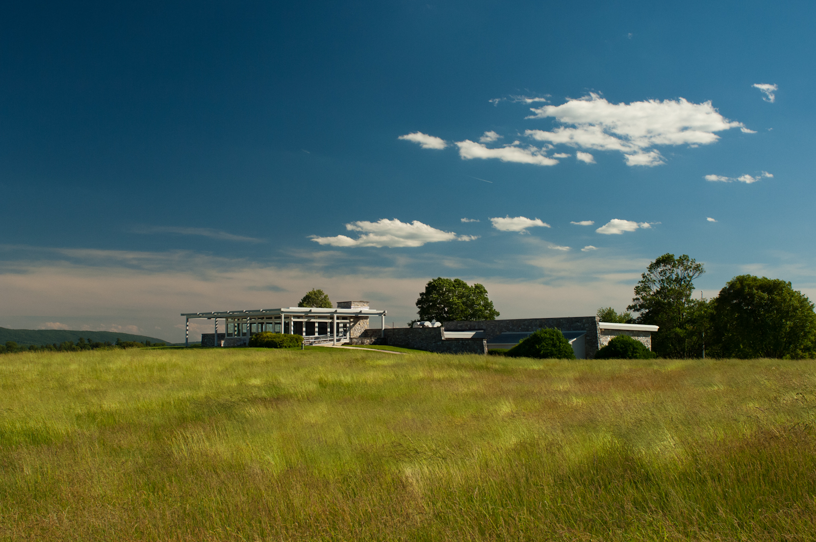 Visitor's Center, Antietam National Battlefield Park, Sharpsburg