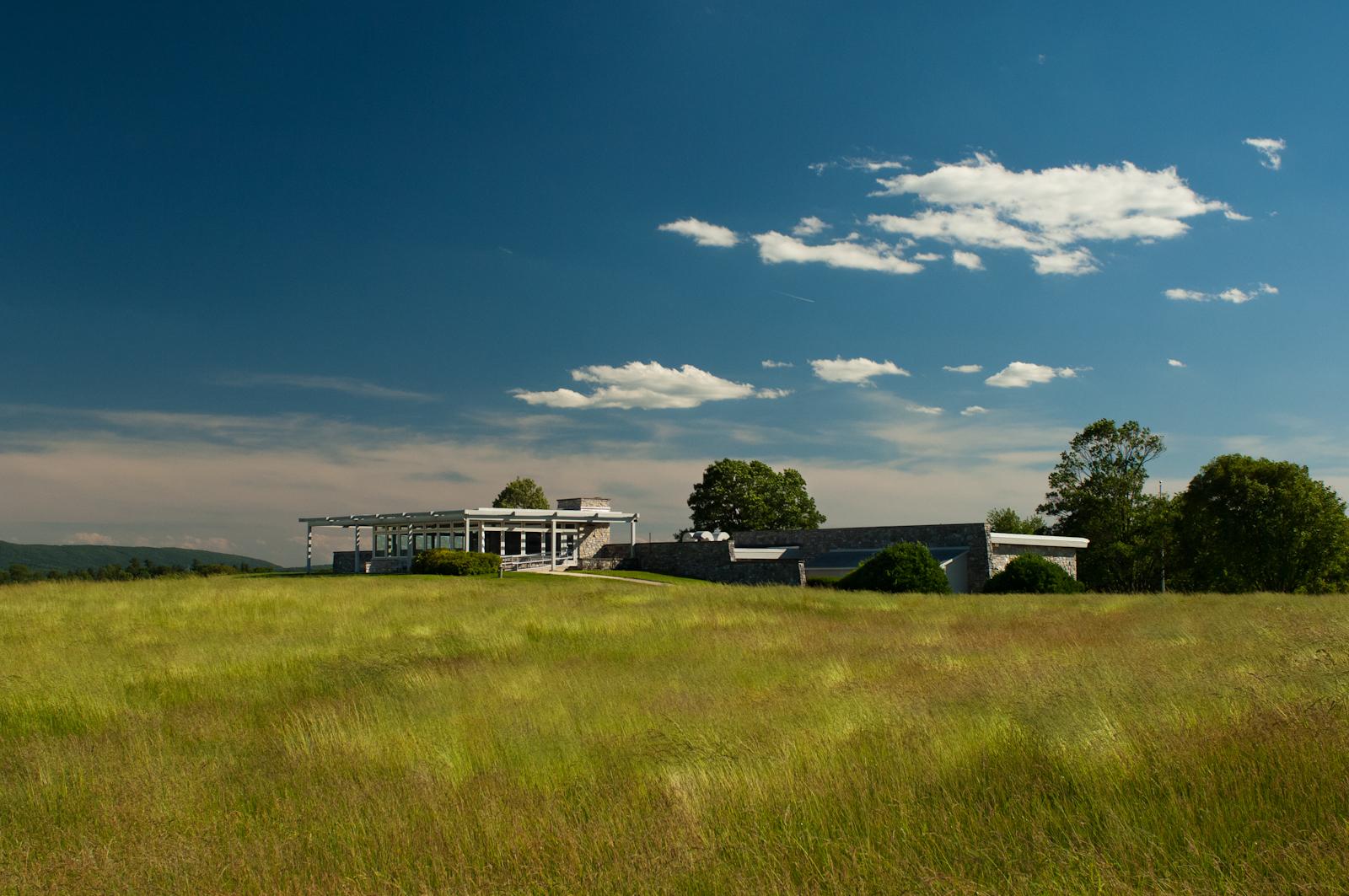 Visitor's Center, Antietam National Battlefield Park, Sharpsburg