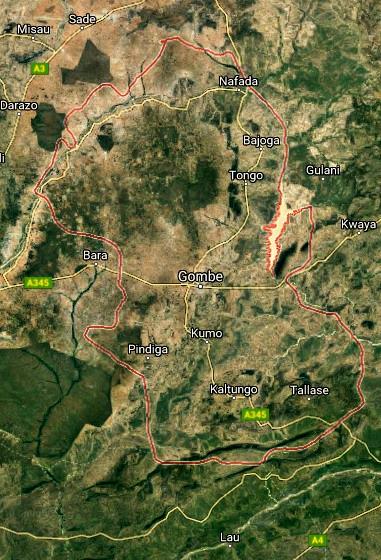 Gombe State, Nigeria-ed